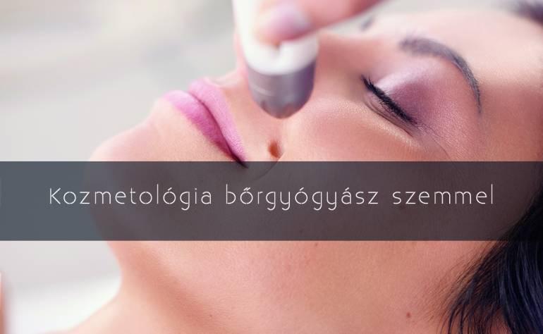 Kozmetológia bőrgyógyász szemmel – dr. Balogh György a kozmetikáról